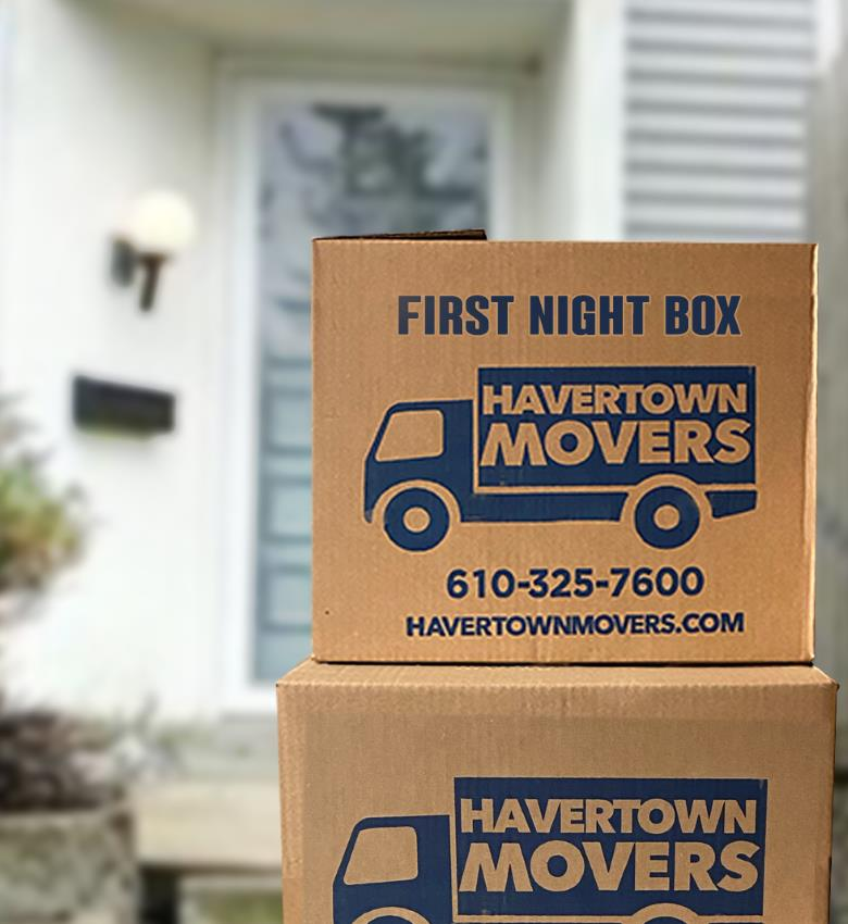 Havertown Movers Boxes