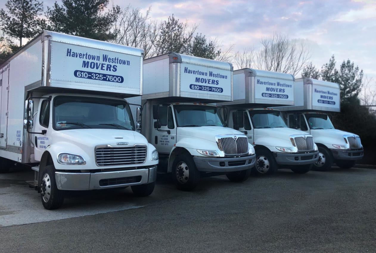 Our Fleet of Moving Trucks